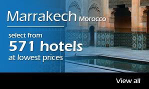 571 hotels in marrakesh