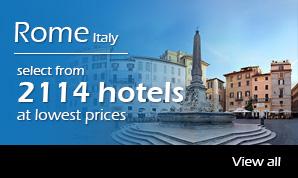 2114 hotels in rome