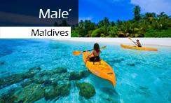 274 hotels in maldives